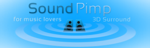 Soundpimp is the best audio enhancement software for PC Windows and Mac OSX