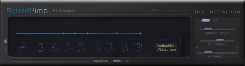 SoundPimp audio enhancer vst plugin